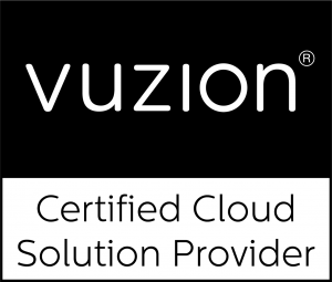 Vuzion Certified Cloud Solution Provider